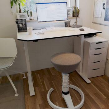 Aeris Single Desk Home Office